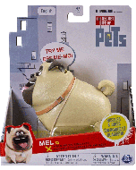 SECRET LIFE OF PETS WALKING TALKING PETS MEL