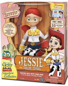 TOY STORY SIGNATURE COLLECTION JESSIE THE YODELING COWGIRL (20th Anniversary)