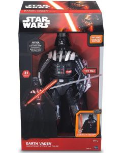 STAR WARS DARTH VADER ANIMATRONIC INTERACTIVE FIGURE 17""