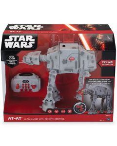 STAR WARS AT-AT U-COMMAND WITH REMOTE CONTROL