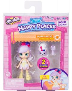 HAPPY PLACES S2 DOLL SINGLE PACK FRIYA FROYO