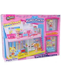 SHOPKINS HAPPY PLACES HAPPY HOME