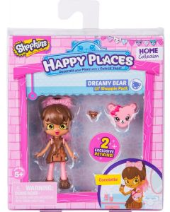 HAPPY PLACES S2 DOLL SINGLE PACK COCOLETTE