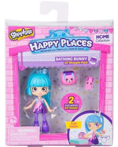 HAPPY PLACES S2 DOLL SINGLE PACK POLLI POLISH