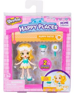 HAPPY PLACES S2 DOLL SINGLE PACK DAISY PETALS