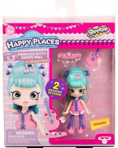 HAPPY PLACES S3 W1 DOLL SINGLE PACK VIOLETTE
