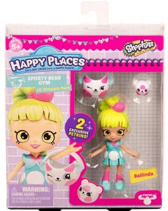 HAPPY PLACES S3 W1 DOLL SINGLE PACK BALLINDA