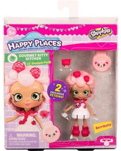 HAPPY PLACES S3 W1 DOLL SINGLE PACK BERRIBELLE