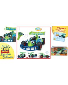 TOY STORY SIGNATURE COLLECTION RC REMOTE CONTROL CAR