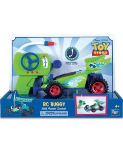 TOY STORY 4 RC BUGGY WITH REMOTE CONTROL 6 INCH