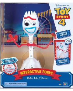 TOY STORY 4 INTERACTIVE FORKY Walks, Talks & Dances
