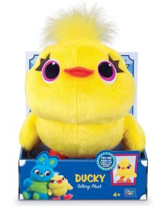 TOY STORY 4 DUCKY TALKING PLUSH
