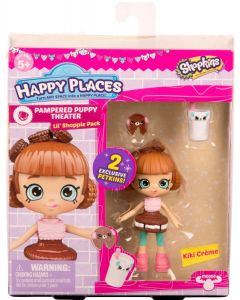 HAPPY PLACES S3 W1 DOLL SINGLE PACK KIKI CREME
