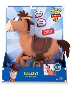 TOY STORY 4 DELUXE BULLSEYE with Sound Effects