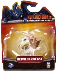 DRAGONS DEFENDERS OF BERK MINI FIGURE BEWILDERBEAST