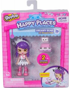 HAPPY PLACES DOLL SINGLE MELODINE