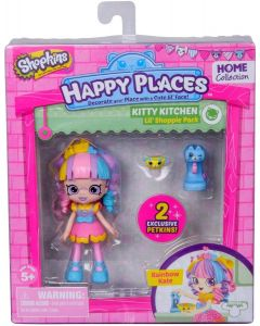 HAPPY PLACES DOLL SINGLE RAINBOW KATE