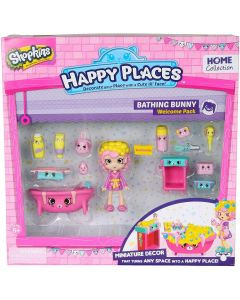 HAPPY PLACES WELCOME PACK BATHING BUNNY