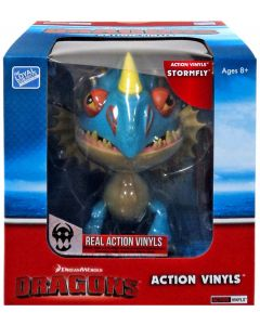 "HTTYD DRAGONS W2 ACTION VINYLS 7"" STORMFLY"