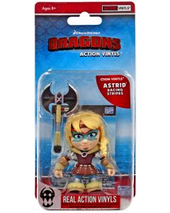 "HTTYD HUMANS W1 ACTION VINYLS 3"" ASTRID (RACING STRIPES)"