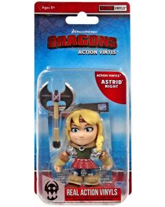 "HTTYD HUMANS W2 ACTION VINYLS 3"" ASTRID (NIGHT)"
