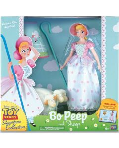 TOY STORY SIGNATURE COLLECTION BO PEEP and SHEEP
