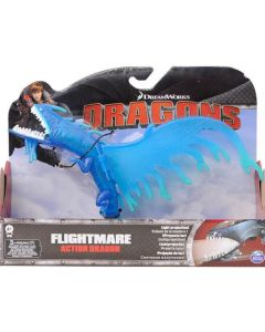 DREAMWORKS DRAGONS FLIGHTMARE ACTION DRAGON