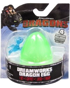 DREAMWORKS DRAGONS DRAGON EGG GREEN