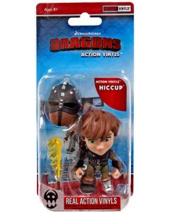 "HTTYD HUMANS W1 ACTION VINYLS 3"" HICCUP"