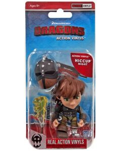 "HTTYD HUMANS W1 ACTION VINYLS 3"" HICCUP (NIGHT)"