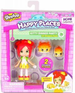 HAPPY PLACES DOLL SINGLE KRISTINA APPLES