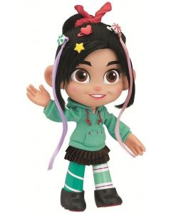 WRECK-IT RALPH VANELLOPE VON SCHWEETZ TALKING DOLL