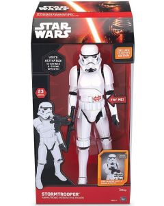 STAR WARS STORMTROOPER ANIMATRONIC INTERACTIVE FIGURE 16""