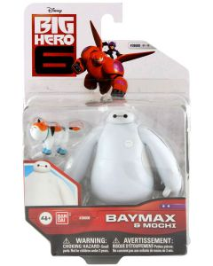 BIG HERO 6 ACTION FIGURE BAYMAX & MOCHI