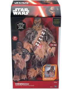 STAR WARS CHEWBACCA ANIMATRONIC INTERACTIVE FIGURE 17""
