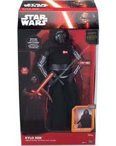 STAR WARS KYLO REN ANIMATRONIC INTERACTIVE FIGURE 17""