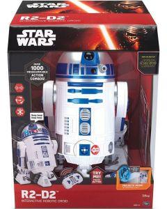 "STAR WARS R2-D2 INTERACTIVE ROBOTIC DROID 16"""