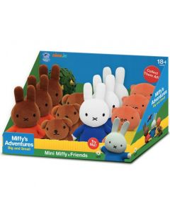 MIFFY TALKING MINI MIFFY & FRIENDS SET