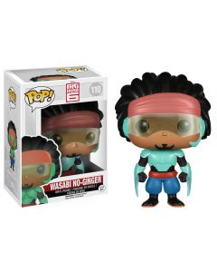 FUNKO POP! DISNEY: BIG HERO 6 VINYL FIGURES Wasabi No-Ginger