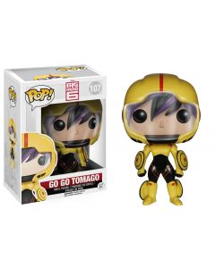 FUNKO POP! DISNEY: BIG HERO 6 VINYL FIGURES - Go Go Tomago