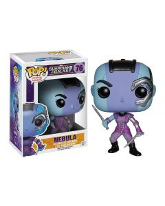 FUNKO POP! MARVEL: GUARDIANS OF THE GALAXY VINYL BOBBLE-HEAD FIGURES (Wave 2) - Nebula