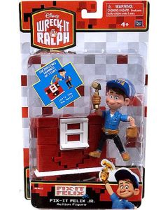 WRECK-IT RALPH DELUXE ACTION FIGURE FIX-IT FELIX