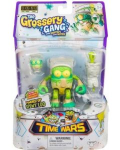THE GROSSERY GANG S5 W3 ACTION FIGURES SPEWY LOO