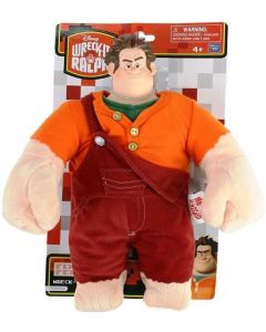 WRECK-IT RALPH PLUSH BUDDIES WRECK IT RALPH