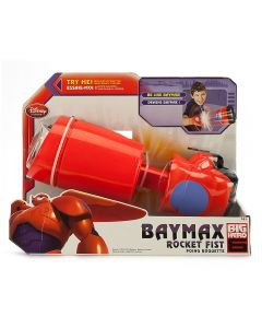 DISNEY EXCLUSIVE BIG HERO 6 BAYMAX ROCKET FIST