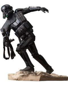 STAR WARS ROGUE ONE DEATH TROOPER ARTFX STATUE