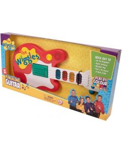 THE WIGGLES PLAY ALONG ELECTRONIC GUITAR