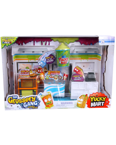 THE GROSSERY GANG S1 YUCKY MART PLAYSET