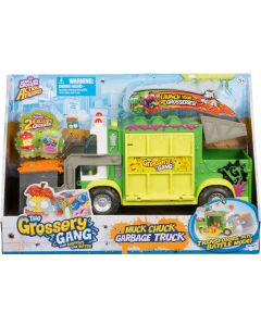 THE GROSSERY GANG S3 PUTRID POWER MUCK TRUCK GARBAGE TRUCK