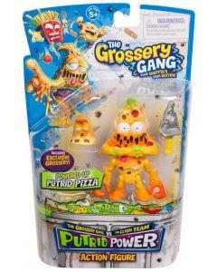 THE GROSSERY GANG S3 PUTRID POWER FIGURE PUTRID PIZZA